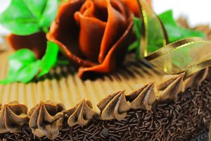 La Bonne Bouchee Chocolate Mousse Cake
