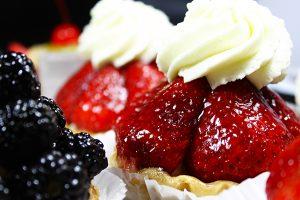La Bonne Bouchee Fresh Fruit Tart