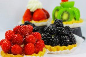 La Bonne Bouchee Petit Fruit Tart