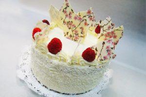 La Bonne Bouchee Raspberry Lemon Cake