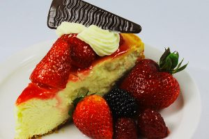 La Bonne Bouchee Strawberry Cheesecake