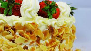 La Bonne Bouchee Strawberry Mousseline
